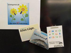 Seg073 Subscribe10 Vor Ort 1 Sendegarten Podcast